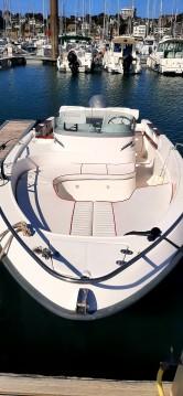 Noleggio Barca a motore a Trébeurden – Cap-Ferret 550 sun deck