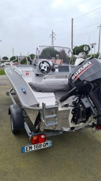 Noleggio Barca a motore a Dinard – Silver Fox 485