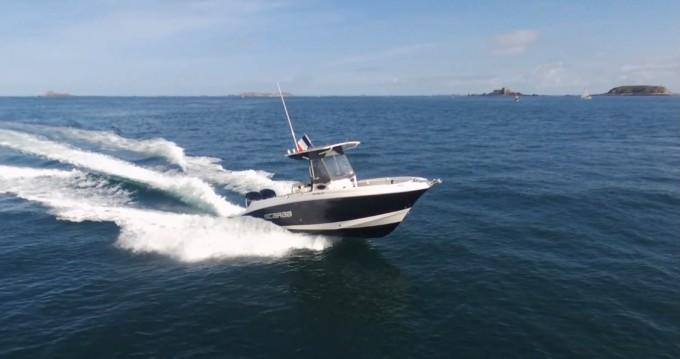 Noleggio barche Wellcraft Fisherman 252 a Dinard su Samboat