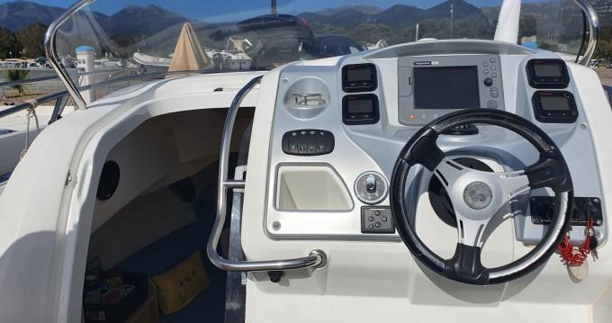 Noleggio barche San Fiorenzo economico Flyer 850 Sun Deck Miami