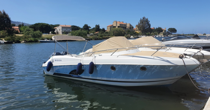 Noleggio Barca a motore a San Fiorenzo – Bénéteau Flyer 850 Sun Deck Miami