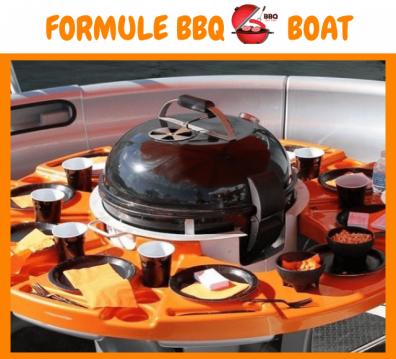 Noleggiare una BBQ boat BBQ boat a Cergy