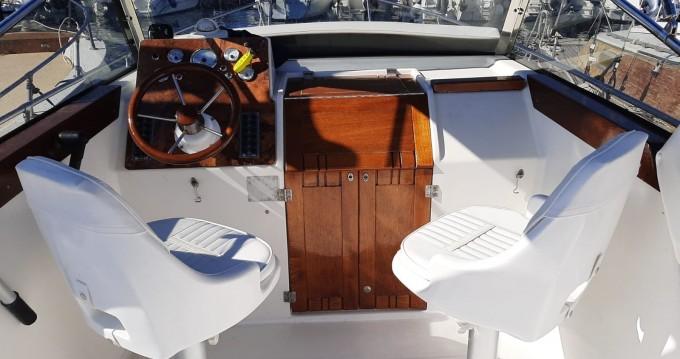 Noleggio Barca a motore a Salerno – Plastimare Amelia 750