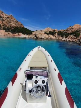 Noleggio Gommone con o senza skipper Mariner a Lu Canniscioni