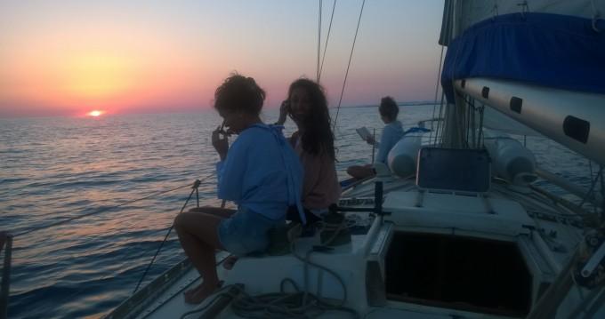 Noleggio yacht a X Ostia/Acilia – Vallicelli CAT 38 su SamBoat