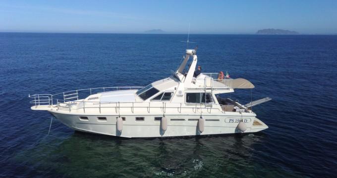 Noleggio Yacht a Marsala – Raffaelli 42