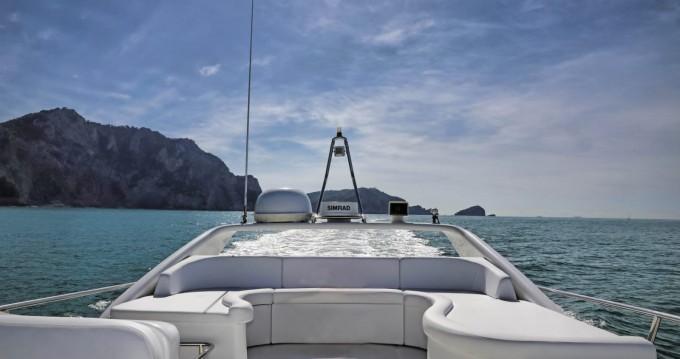 Noleggio barche La Spezia economico custom