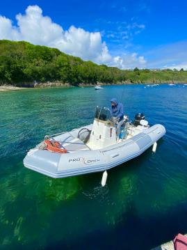Noleggio yacht a Brest – Zodiac Pro 550 Open su SamBoat