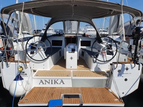Noleggio barche Biograd na Moru economico Sun Odyssey 410