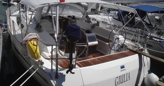 Barca a vela a noleggio a Furnari al miglior prezzo