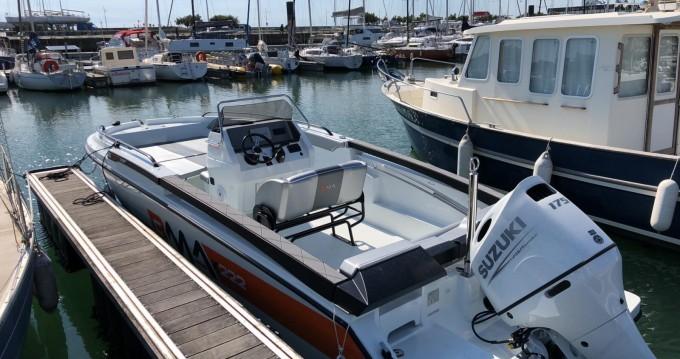 Noleggio Barca a motore BMA con patente nautica