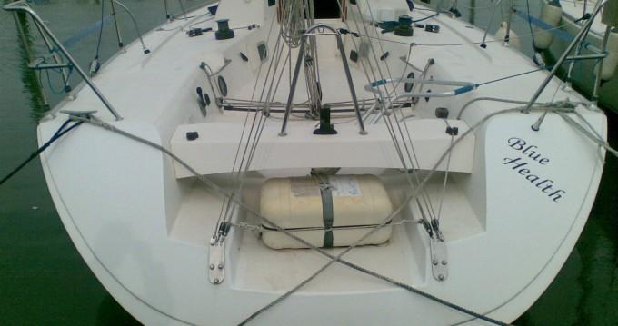 Noleggio barche Jeanneau One Design 35 a Sottomarina su Samboat