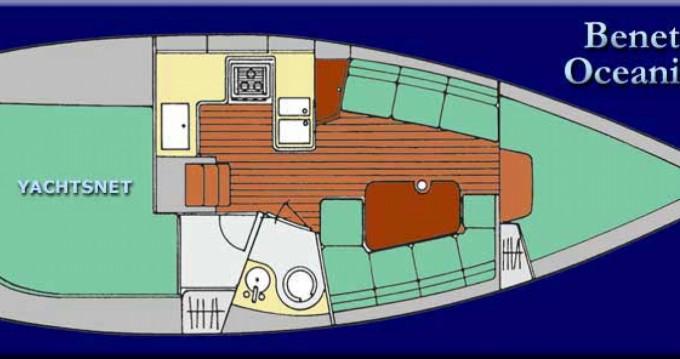 Noleggiare una Bénéteau Oceanis 321 Clipper a Puerto de Almeria