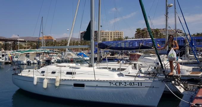 Noleggio Barca a vela con o senza skipper Bénéteau a Puerto de Almeria