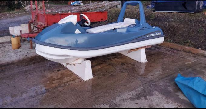 Noleggio Moto d'acqua Surmarine con patente nautica
