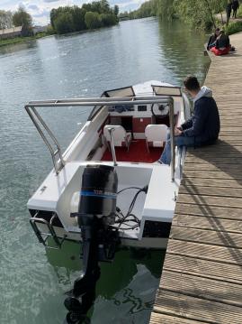 Noleggio barche Bonneuil-sur-Marne economico Djerba 470 Export