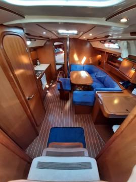 Noleggio barche Lavagna economico Dufour 385 Grand Large
