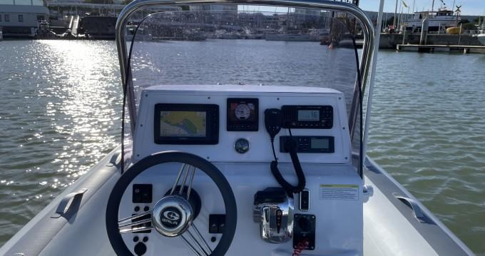 Noleggio Gommone Gala con patente nautica