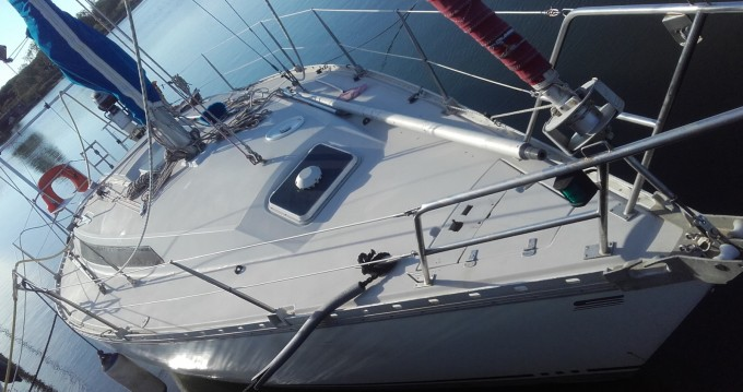 Noleggio Barca a vela a Valras-Plage – Jeanneau Symphonie
