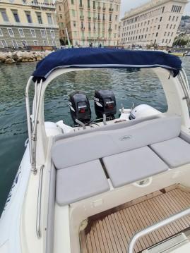 Noleggio barche Porto di Mergellina economico King 820