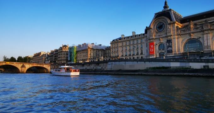 Noleggio Barca a motore a Boulogne-Billancourt – Jeanneau Cap Camarat 545 WA