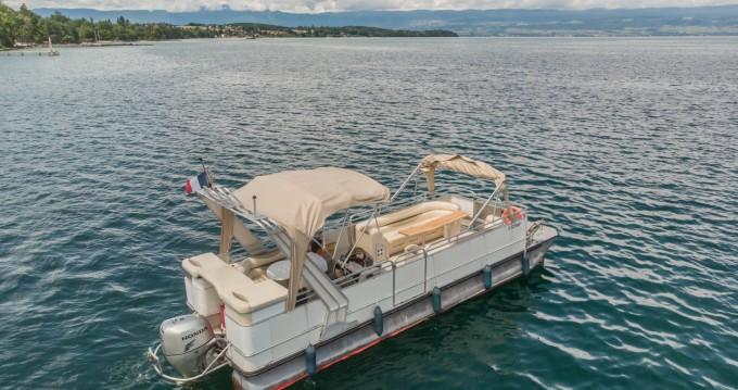 Noleggio barche Sciez economico Bateau terrasse