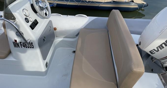 Noleggio barche Royan economico Medline 500
