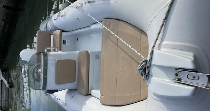 Noleggio yacht a Royan – Zodiac Medline 500 su SamBoat