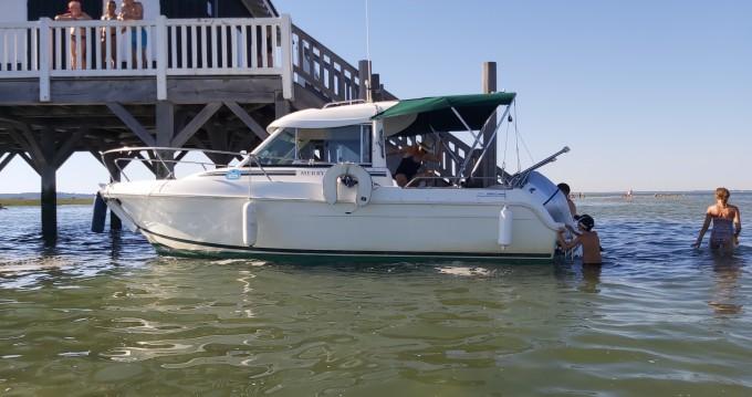 Noleggio yacht a Arcachon – Jeanneau Merry Fisher 625 HB su SamBoat