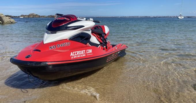 Noleggio Moto d'acqua a Dinard – Sea-Doo 215 RXP