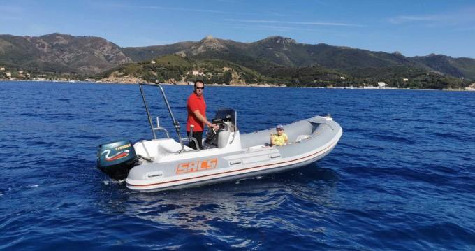 Noleggio barche Sacs Sacs S 490 a Rada di Portoferraio su Samboat