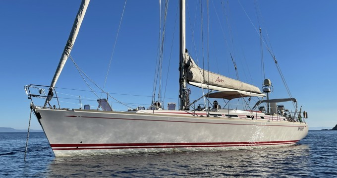 Noleggio Barca a vela a Napoli – Nautor Swan Swan 60