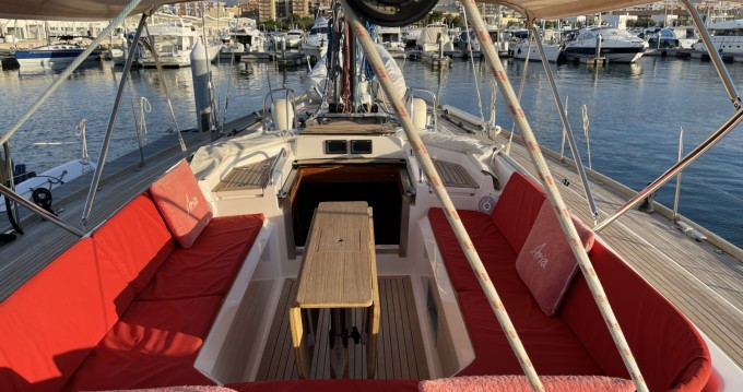 Noleggio barche Napoli economico Swan 60