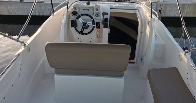 Noleggio Barca a motore a Krk – Admiral Prince Sundeck 625