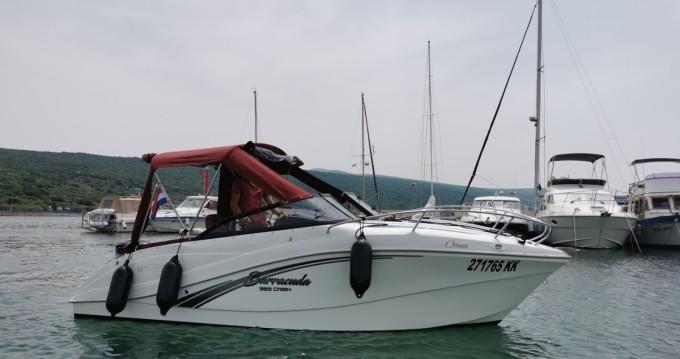 Noleggiare una Okiboats Barracuda 585 a Krk
