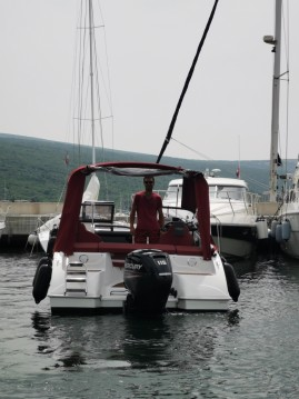 Noleggio yacht a Krk – Okiboats Barracuda 585 su SamBoat
