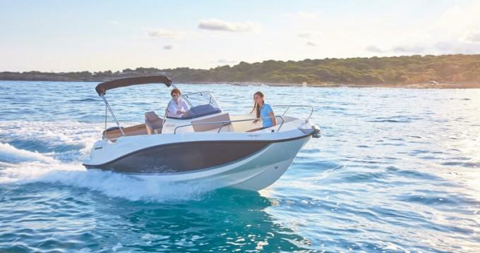 Noleggio Barca a motore a Krk – Quicksilver Quicksilver 605 Activ