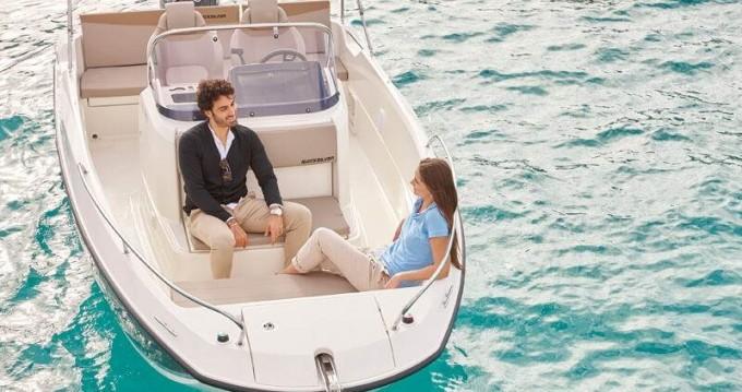Noleggio barche Quicksilver Quicksilver 605 Activ  a Krk su Samboat