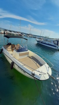 Noleggio Barca a motore con o senza skipper Quicksilver a Krk