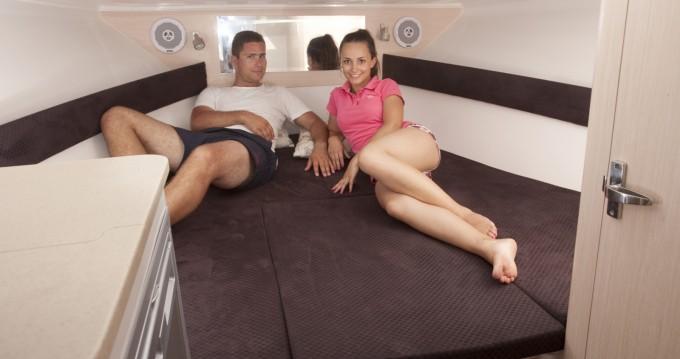 Noleggio barche Krk economico 730 Sun Cruiser