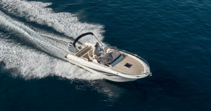 Noleggio barche Atlantic 730 Sun Cruiser a Krk su Samboat