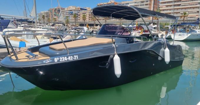 Noleggio Barca a motore con o senza skipper Mattix  a Santa Pola