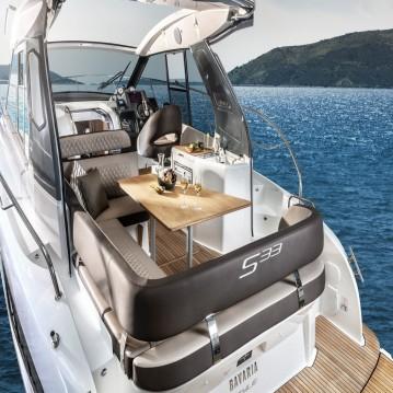 Noleggio Barca a motore a Biograd na Moru – Bavaria Bavaria 33 Sport HT