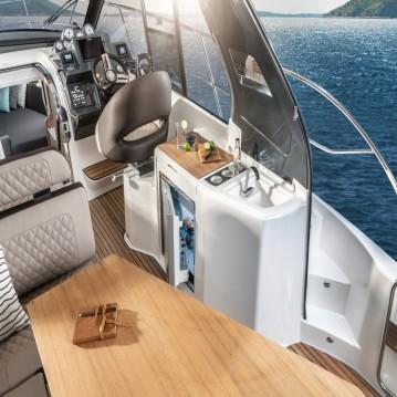 Barca a motore a noleggio a Biograd na Moru al miglior prezzo