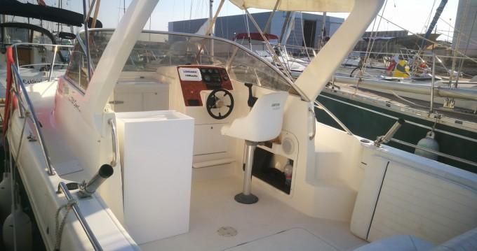 Noleggio Barca a motore Faeton con patente nautica