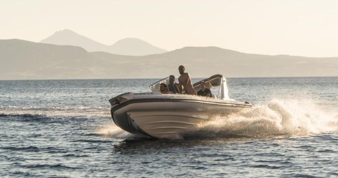 Noleggio barche Platys Gyalós economico 7.2m