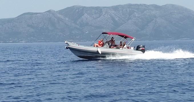 Noleggio barche Lomac Lomac 675 IN a Nikiána su Samboat