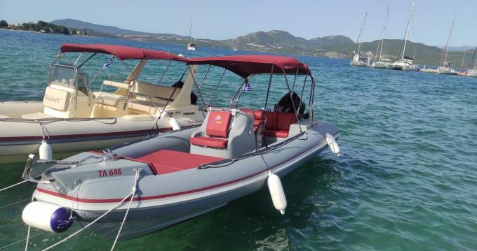 Noleggio barche Nikiána economico Lomac 675 IN