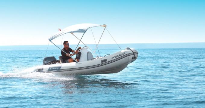 Noleggio barche Palma de Maiorca economico 400