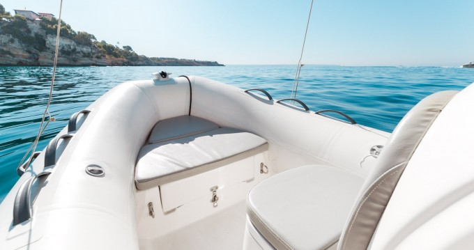Noleggio Gommone Protender con patente nautica